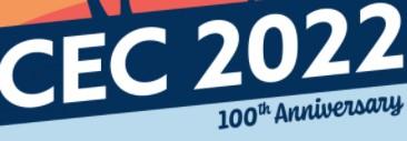 100th Anniversary Celebration Presentations Logo
